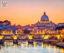 Roma  - città eterna e della umanità
