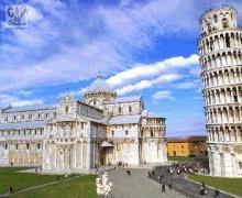 Pisa - monumento piu famoso nel mondo