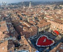 Verona - paese degli innamorati
