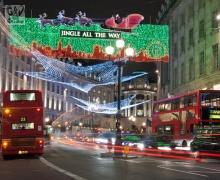 La Magia di Natale a Londra