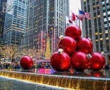 Profumo di Natale a New York