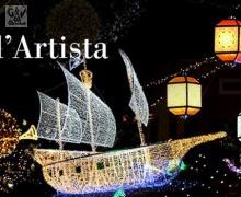 Le Luci di Salerno sono luci di artista