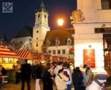 Natale a Bratislava - Repubblica Slovacca