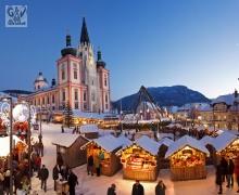 Mercatini di Natale Mariazell e Vienna