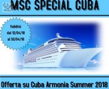 Crociera Cuba - MSC Special