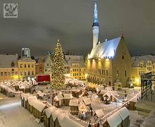 Riga Lettonia - Mercatini di Natale 14/17 Dicembre