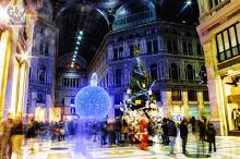 Napoli Mercatini di Natale San Gregorio Armeno
