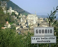 Umbria - Città di castello e Gubbio