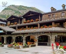 Aosta - Hotel Mont Blanc - Courmayeur (AO)