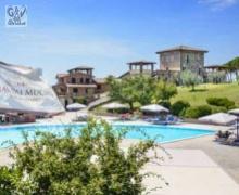Toscana - Pian dei Mucini Resort(GR)