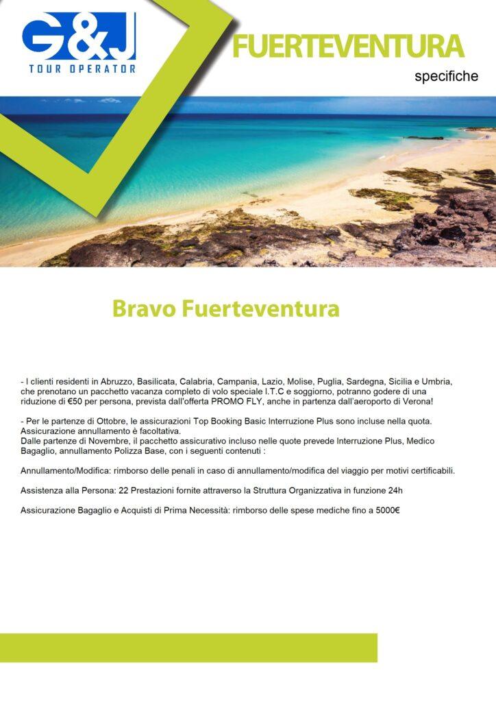 Bravo Fuerteventura Fuerteventura Spagna Game Job Tour Operator